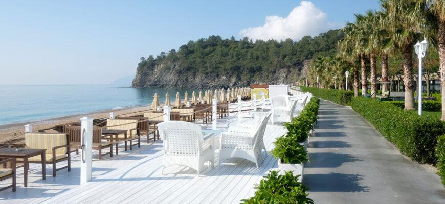 Найкращі готелі Туреччини