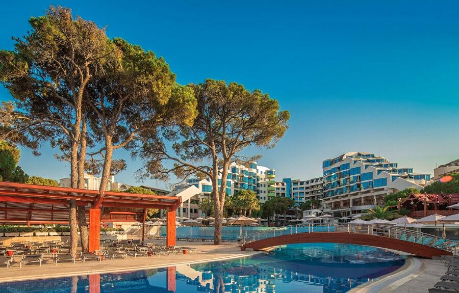 Cornelia De Luxe Resort, Белек