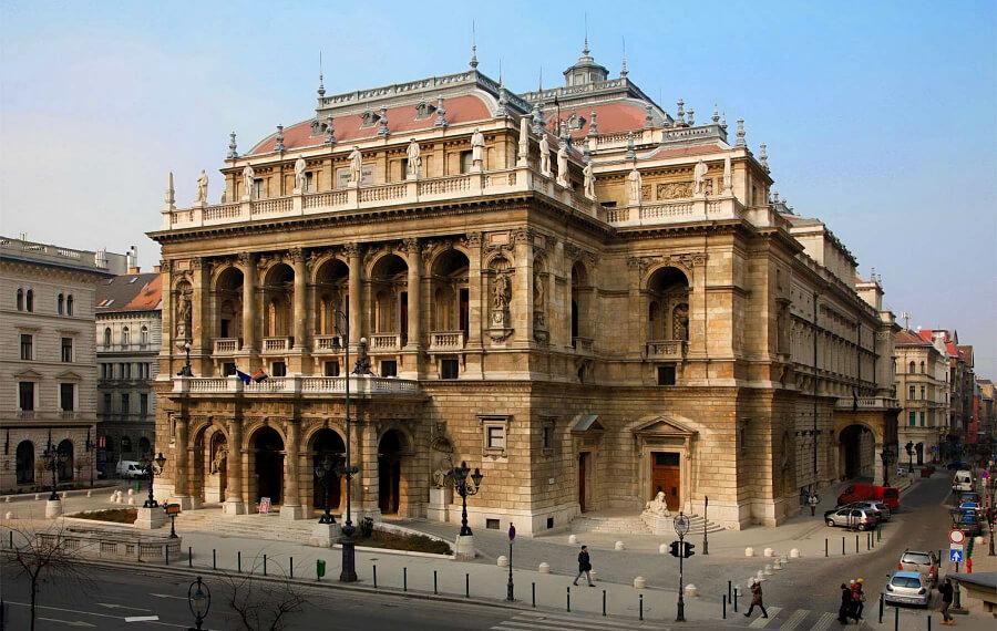 Угорський Державний Оперний Театр