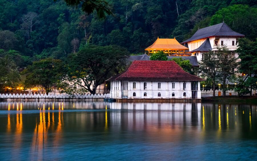 Канді Шрі-Ланка