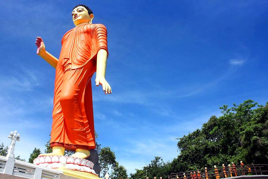 Храм Ранавана Пурана Раджамаха Віхар