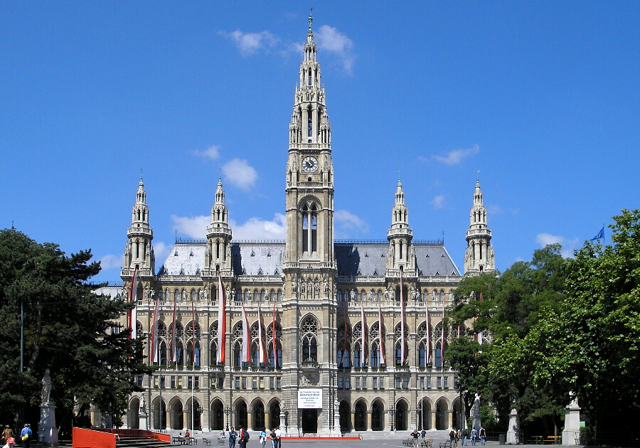Віденська ратуша