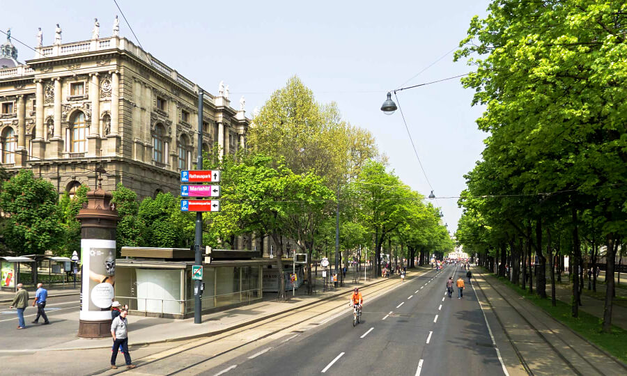 Вулиця Рінгштрассе