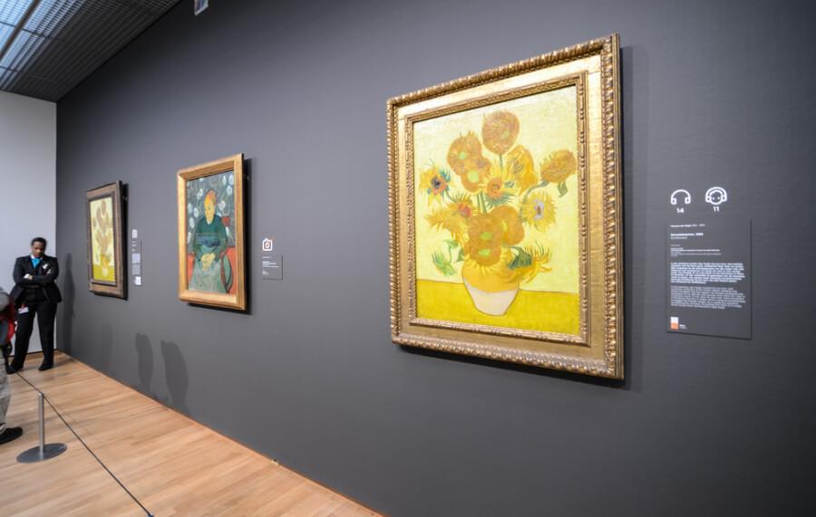 Музей Винсента Ван Гога