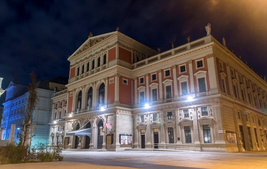 Віденська філармонія