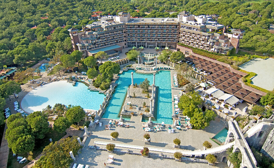 Xanadu Resort, Белек
