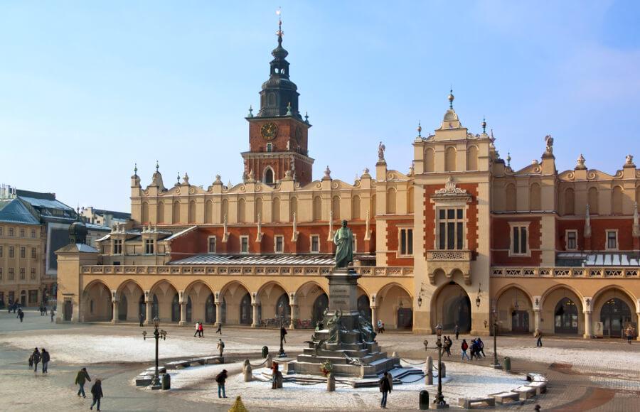 Ринкова площа Краків