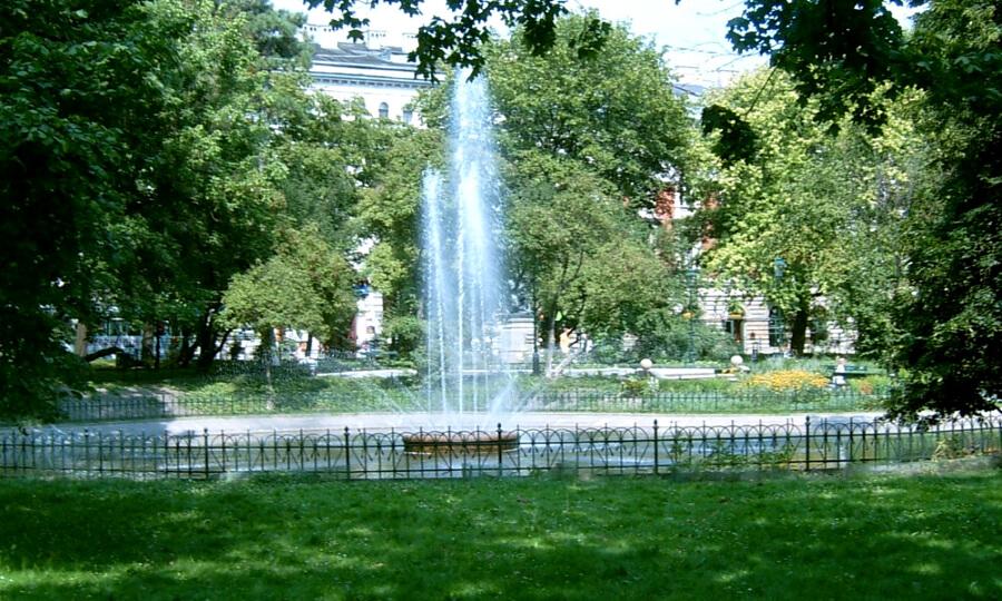 Парк «Краківські Плянти»