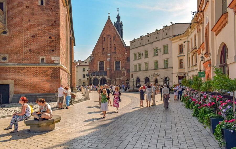Старе місто Краків